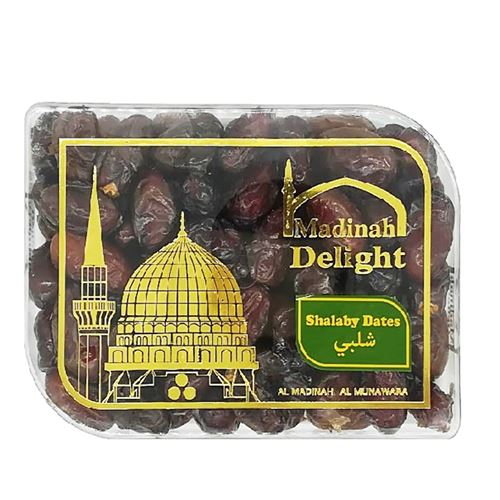 Madinah Delight - Shalaby Dates 750g