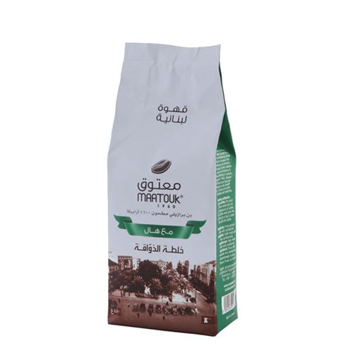 Maatouk -Gourmet Blend with cardamom Brazilian Arabica Coffee 450g