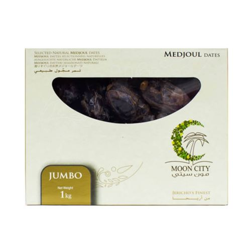 Moon City - Medjoul Dates jumbo 1kg