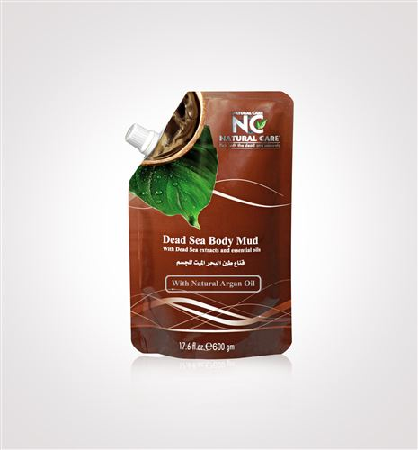 Natural Care - Mud Body Mask