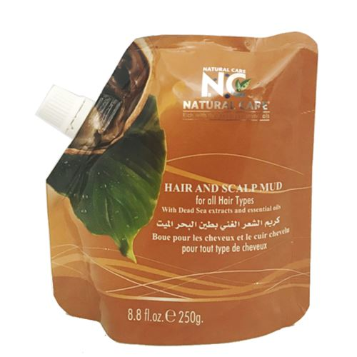 Natural Care - Hair and Scalp Mud