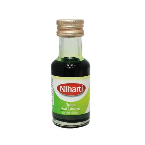 Niharti - Green Food Colouring liquid
