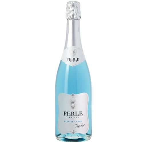 Perle France - Bleu De Chavin alcohol free wine halal certified 750ml