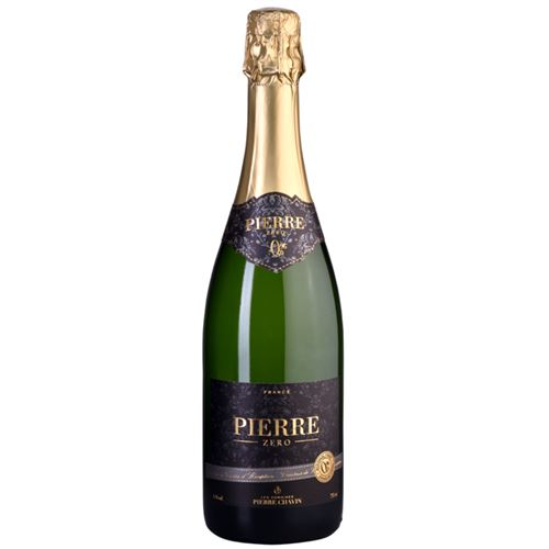 PIERRE ZERO - Beverage made from dealcoholised sparkling white wine