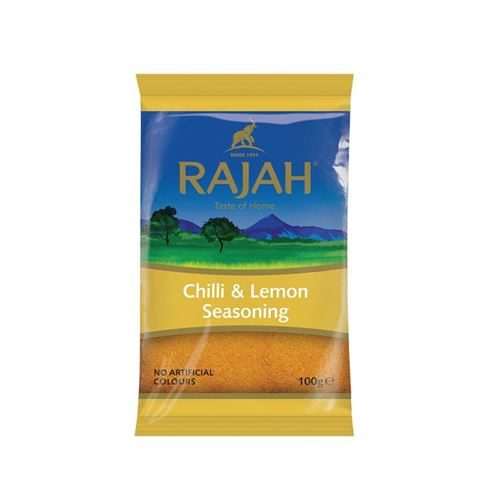 Chilli and Lemon Seasoning - Rajah