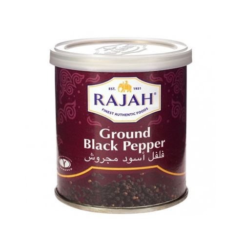Ground Black Pepper (Tin Box) - Rajah