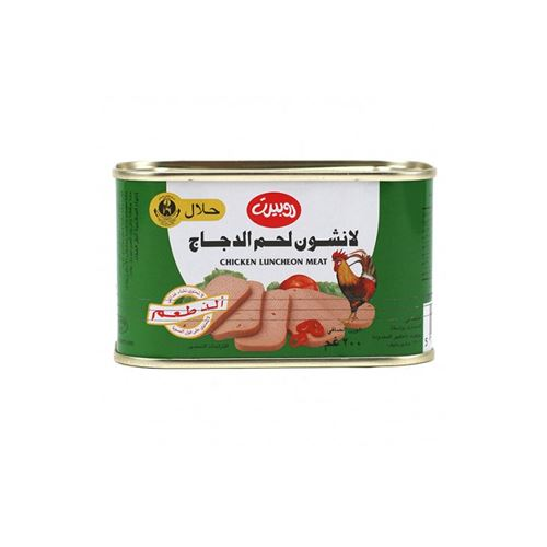 Robert - Chicken Luncheon Meat (200g)