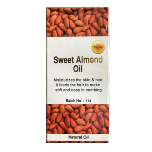 Sweet Almond Oil 125ml