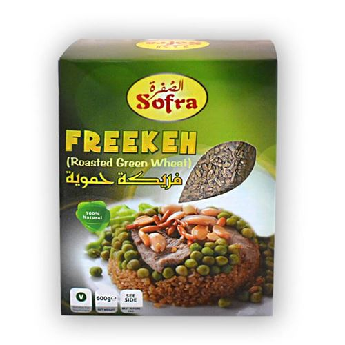 Sofra - Freekeh roasted green wheat 600g