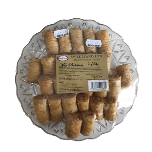 Tasty Assorted Fingers 400g