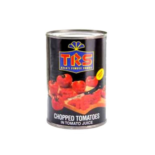 TRS - Chopped tomatoes in tomato juice 400g