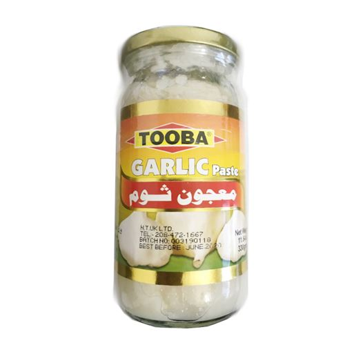 Tooba - Garlic Paste 330g