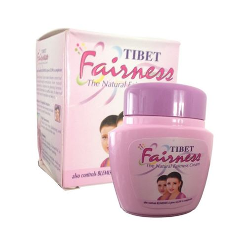 Tibet - The natural fairness cream