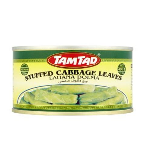 Tamtad - Stuffed Cabbage Leaves