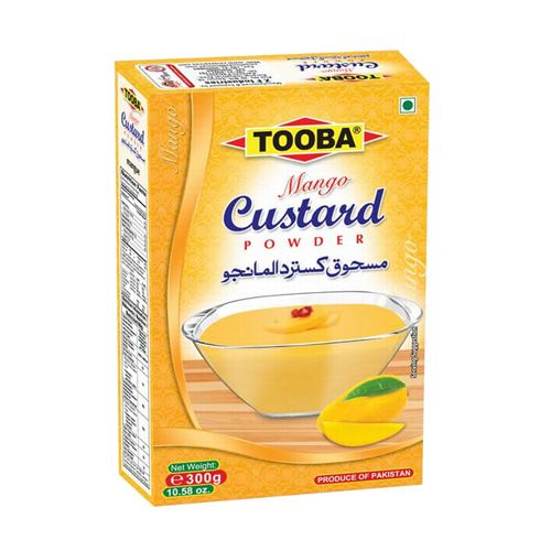 Tooba - Mango custard powder