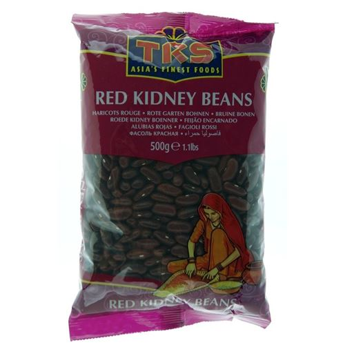 Red Kidney Beans (Rajma) - TRS