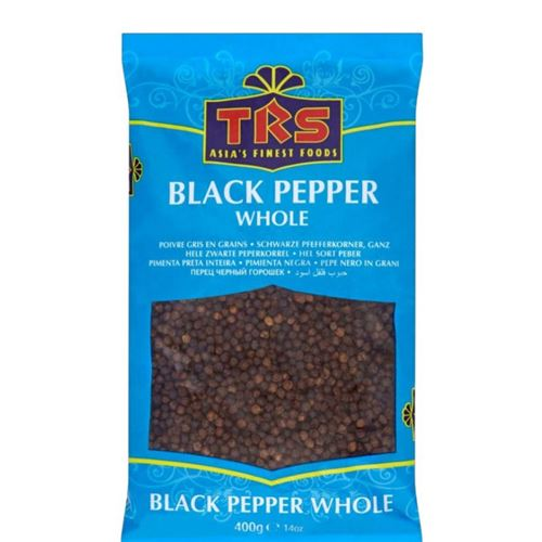 Whole Black Pepper (Black Peppercorns)