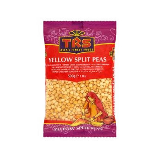 Yellow Split Peas - TRS