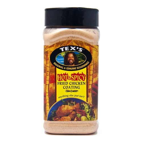 Tex Hot and Spicy Fried Chicken Coating 300g