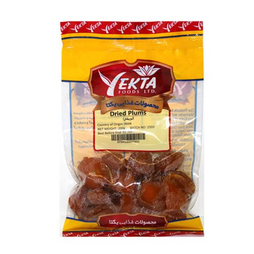 Yekta - Dried Plums 200g