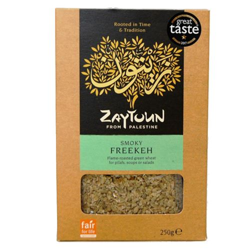 Zaytoun - Smokey Freekeh