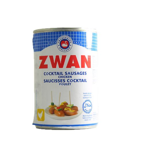Zwan - Cocktail sausages 400g